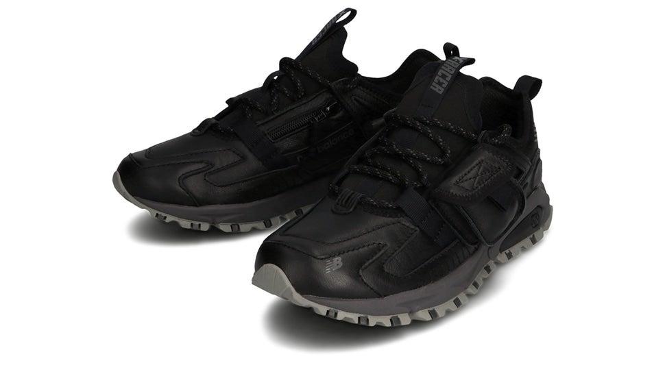 (NB公式)【ログイン購入で最大8%ポイント還元】 メンズ MSXRCTU A (ブラック) スニーカー シューズ 靴 ニューバランス newbalance