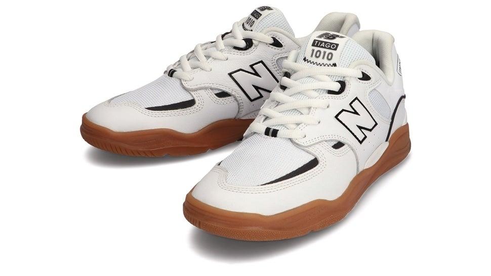 (NB公式)【ログイン購入で最大8%ポイント還元】 メンズ 1010 GB (ホワイト) スケートボード・スケボー・スケシュー・スケートボーディング シューズ スニーカー 靴 ニューバランス newbalance