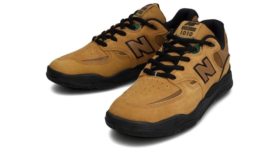 (NB公式)【ログイン購入で最大8%ポイント還元】 メンズ 1010 TR (ブラウン) スケートボード・スケボー・スケシュー・スケートボーディング シューズ スニーカー 靴 ニューバランス newbalance