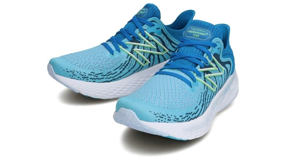 (NB公式)【ログイン購入で最大8%ポイント還元】 ウイメンズ FRESH FOAM 1080 W S11 (ブルー) ランニングシューズ 靴 ニューバランス newbalance