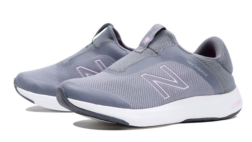 (NB公式)【30%OFF】(ログイン購入で最大8%ポイント還元) ウイメンズ RALAXA SLIP ON W R1 (グレー) ウォーキングシューズ 靴 ニューバランス newbalance セール