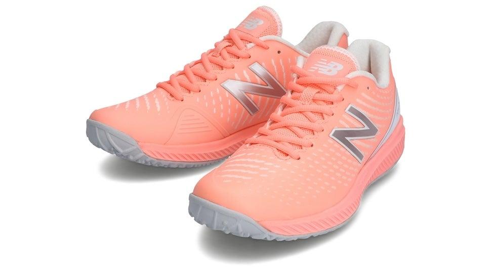 (NB公式)【ログイン購入で最大8%ポイント還元】 ウイメンズ WCO796 B2 (ピンク) テニス オムニ・クレーコート用シューズ 靴 ニューバランス newbalance