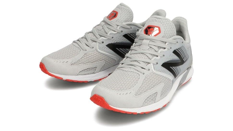 (NB公式)【ログイン購入で最大8%ポイント還元】 ウイメンズ NB HANZO R W A3 (グレー) ランニングシューズ 靴 ニューバランス newbalance