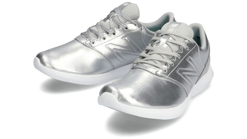 (NB公式)【ログイン購入で最大8%ポイント還元】 ウイメンズ WL415W S2 (シルバー) ウォーキングシューズ 靴 ニューバランス newbalance
