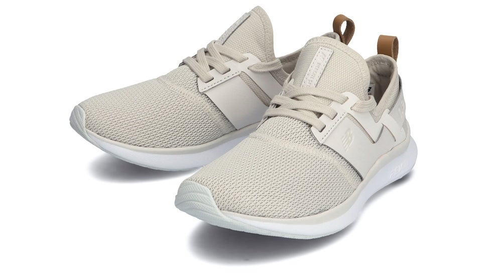 (NB公式)【ログイン購入で最大8%ポイント還元】 ウイメンズ NB NERGIZE SPORT W XW1 (OFF WHITE/BEIGE) トレーニングシューズ 靴 ニューバランス newbalance