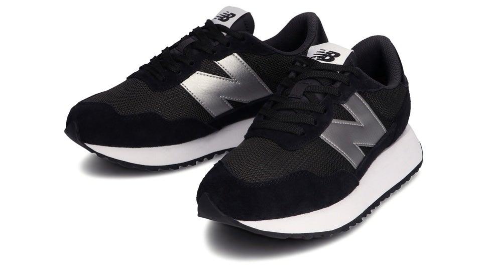 (NB公式)【ログイン購入で最大8%ポイント還元】 ウイメンズ WS237 CC (ブラック) スニーカー シューズ 靴 ニューバランス newbalance