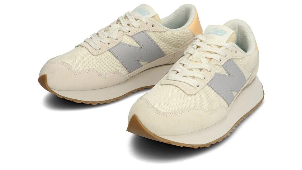 (NB公式)【ログイン購入で最大8%ポイント還元】 ウイメンズ WS237 HN1 (ホワイト) スニーカー シューズ 靴 ニューバランス newbalance
