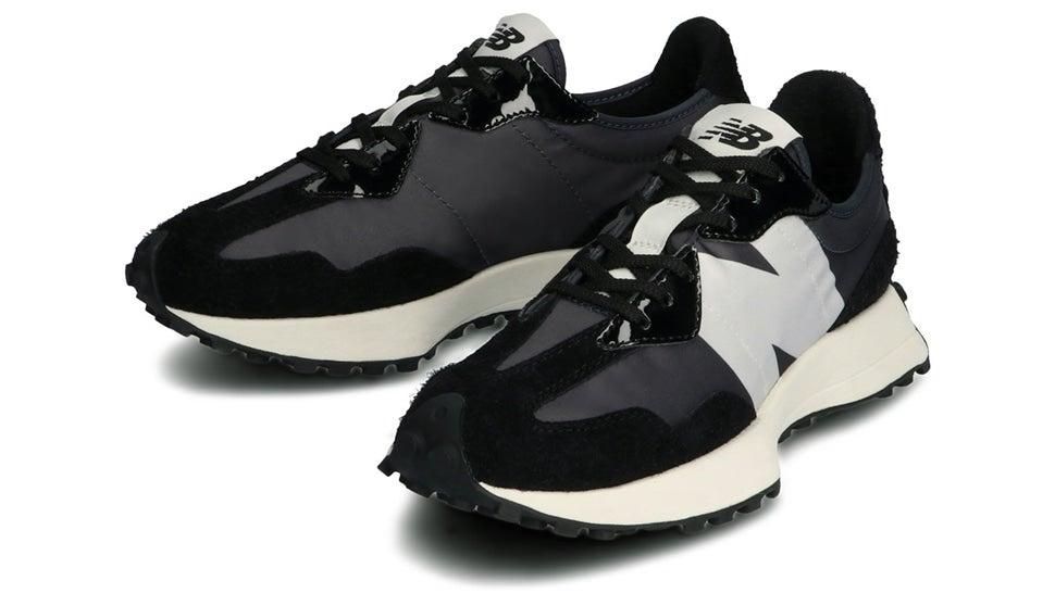 (NB公式)【ログイン購入で最大8%ポイント還元】 ウイメンズ WS327 SFC (ブラック) スニーカー シューズ 靴 ニューバランス newbalance