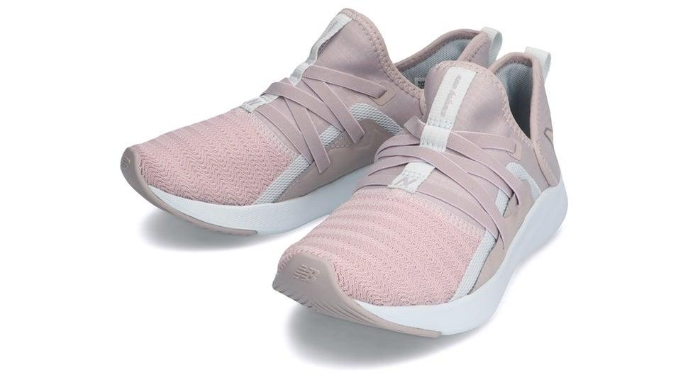 (NB公式)【ログイン購入で最大8%ポイント還元】 ウイメンズ BEAYA SLIP-ON W ML (ピンク) ランニングシューズ フィットネス 靴 ニューバランス newbalance