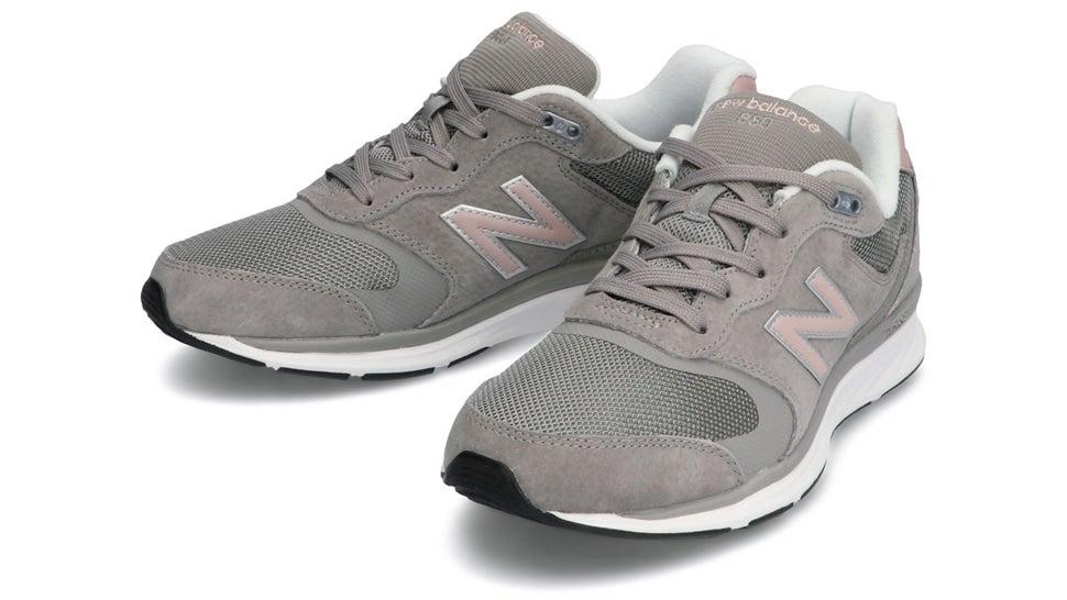 (NB公式)【ログイン購入で最大8%ポイント還元】 ウイメンズ WW880 GP4 (グレー) ウォーキングシューズ フィットネス 靴 ニューバランス newbalance