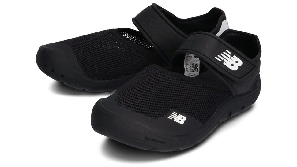 (NB公式)【ログイン購入で最大8%ポイント還元】 キッズ YO208 BK2 (ブラック) スニーカー シューズ 靴 ニューバランス newbalance