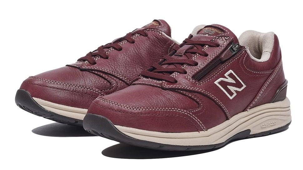 (NB公式)【ログイン購入で最大8%ポイント還元】 ウイメンズ WW585 BB (ブラウン) ウォーキングシューズ 靴 ニューバランス newbalance