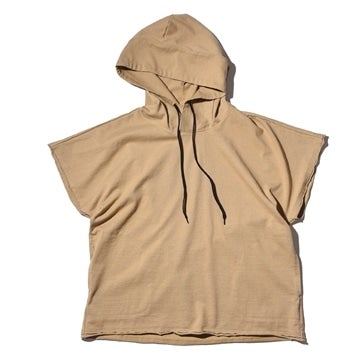 GARMENT DYE HOODED T-SHIRTS