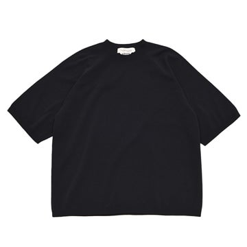 AURALEE × TOKYO DESIGN STUDIO New Balance WHOLEGARMENT KNIT CREW NECK SHORT SLEEVE