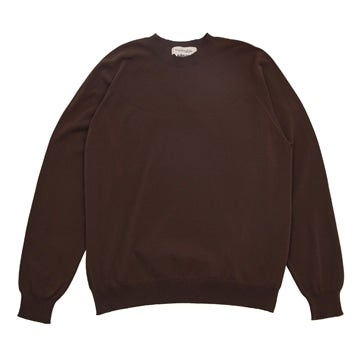 AURALEE × TOKYO DESIGN STUDIO New Balance WHOLEGARMENT KNIT CREW NECK LONG SLEEVE