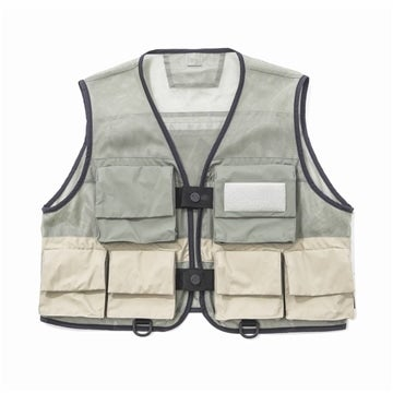 Snow Peak×TDS eVent Fishing Vest