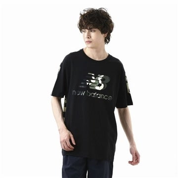 NB Essentials Camo Tシャツ