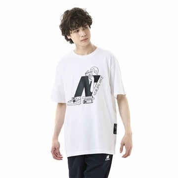 NB Athletics Delorenzo N Tシャツ