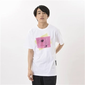 NB Athletics Evans Board Tシャツ