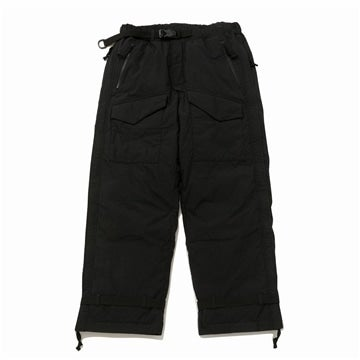 TOKYO DESIGN STUDIO New Balance × Snow Peak TRANSFORM INDIGO C/N DOWN PANTS