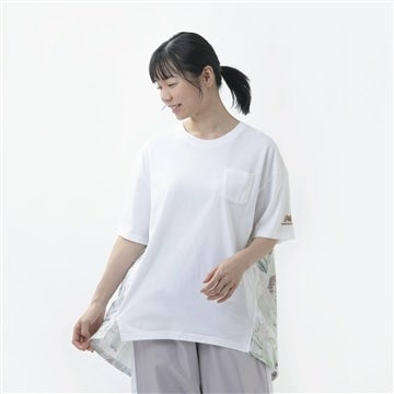 NB Essentials Botanical ミックス Tシャツ