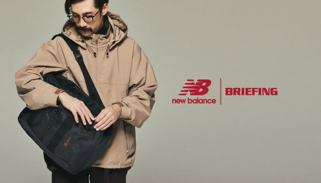 New Balance×BRIEFING