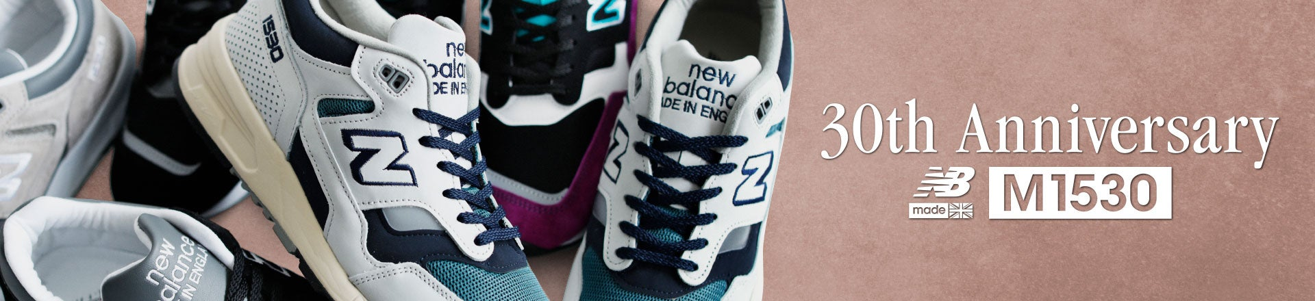 30th Anniversary NB M1530