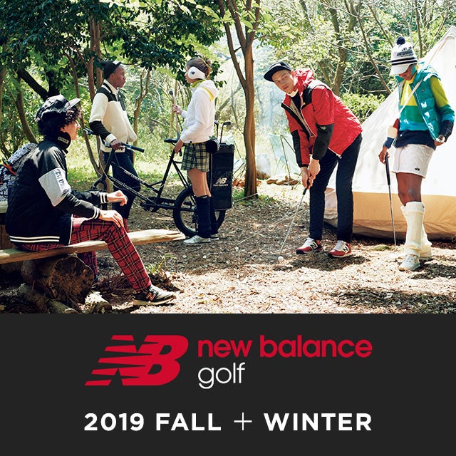 New Balance Golf 2019 Spring / Summer