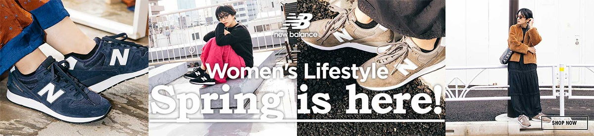 Women's Lifestyle Spring is here!