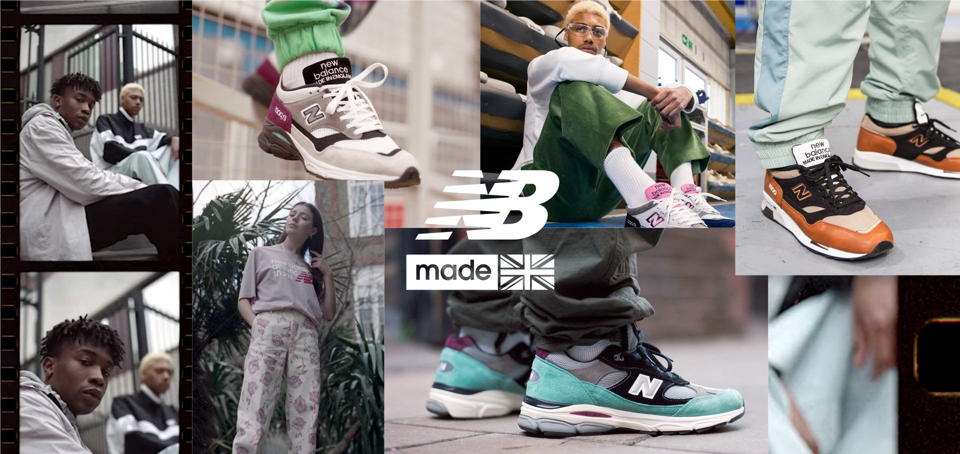 NB Made in U.K. COLLECTION