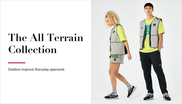 The All Terrain Collection