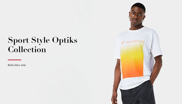 The Sport Style Optiks Collection