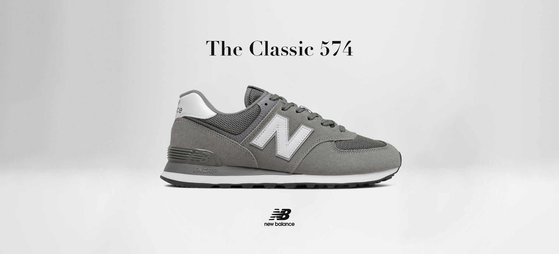 574, The most New Balance shoe ever.