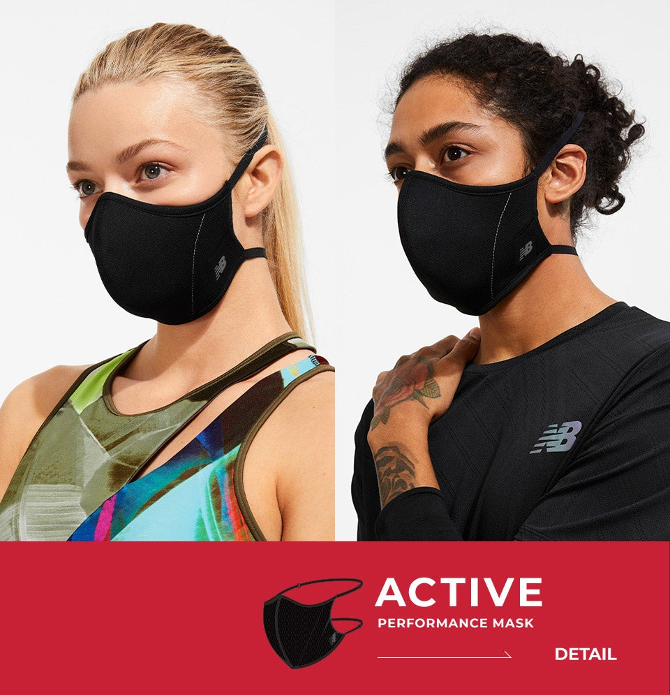 Active Performance Mask. Detail
