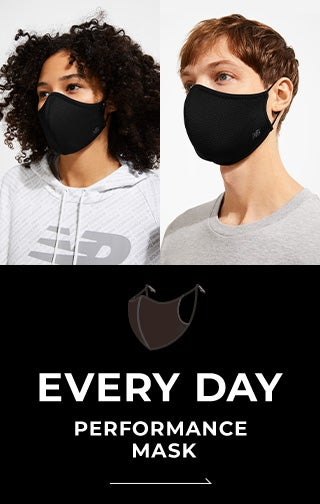 Every Day Performance Mask. Detail