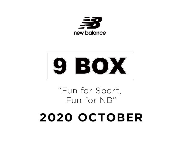 9 BOX. Fun for Sport, Fun for NB. 2020 October