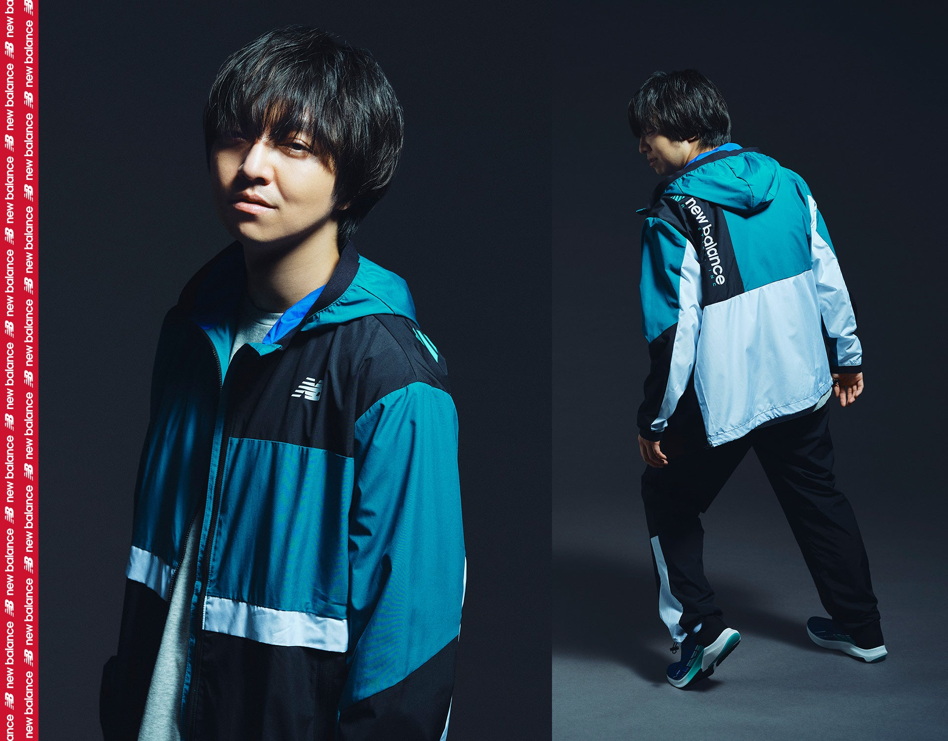 Outdoor Collection. This is Daichi Miura画像