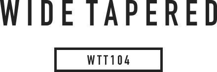 Wide Tapered WTT104