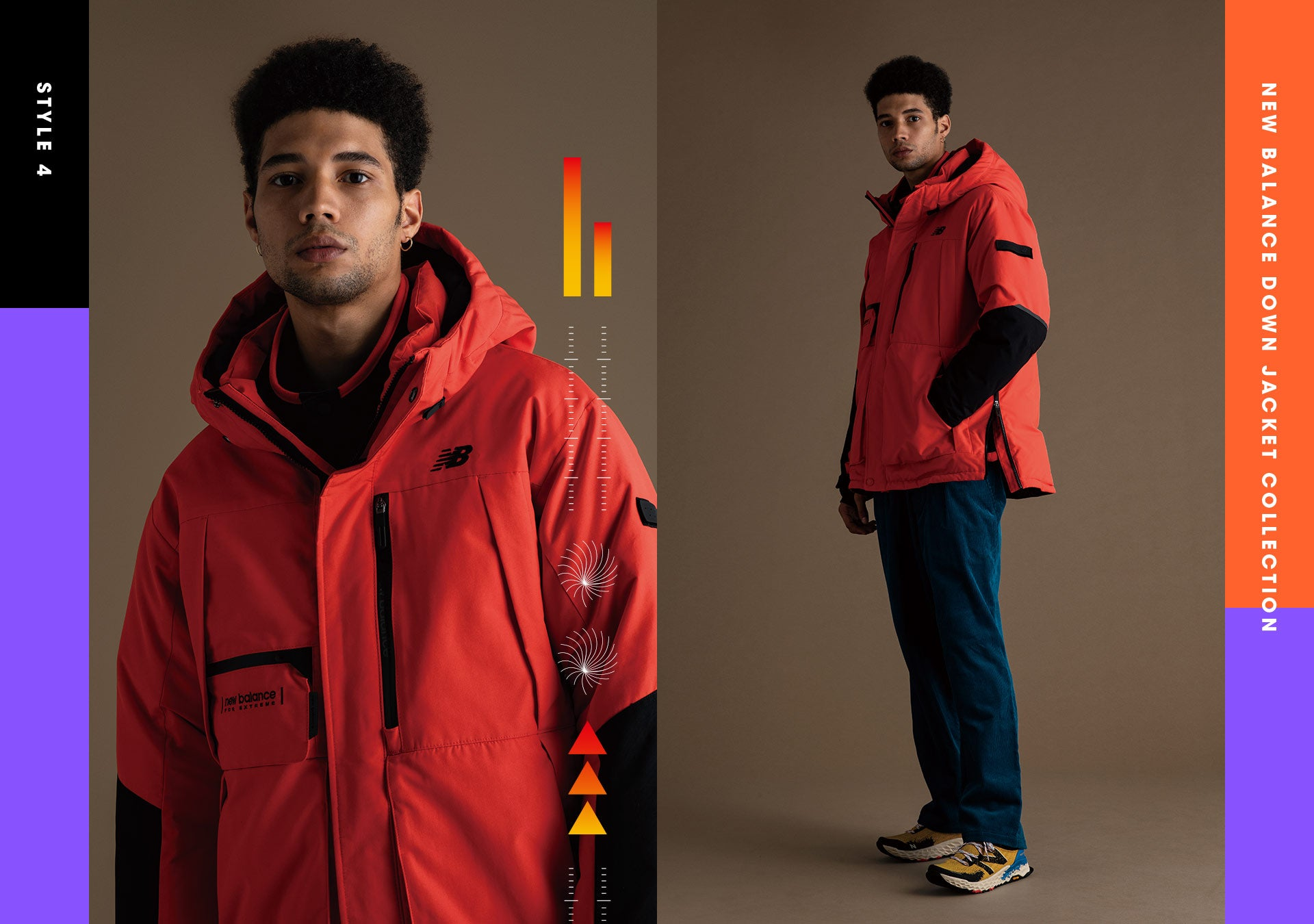 UTILITY GOOSE DOWN JACKET