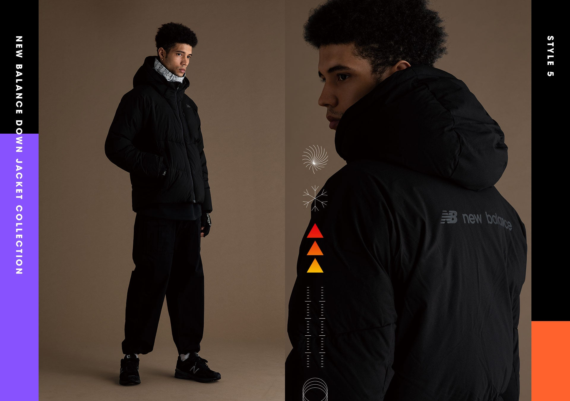 STRETCH DUCK DOWN JACKET