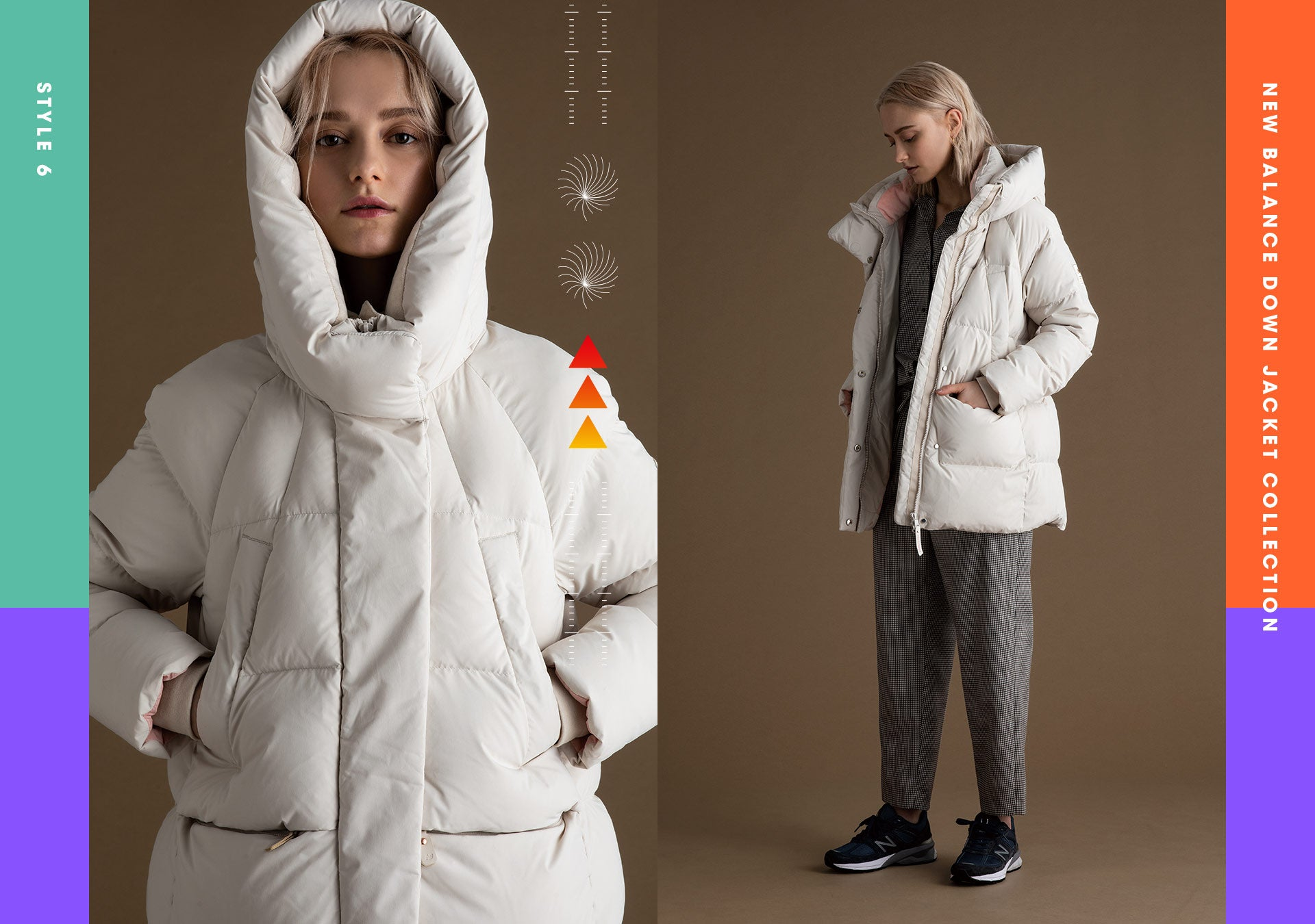 WOMEN SHORT GOOSE DOWN JACKET